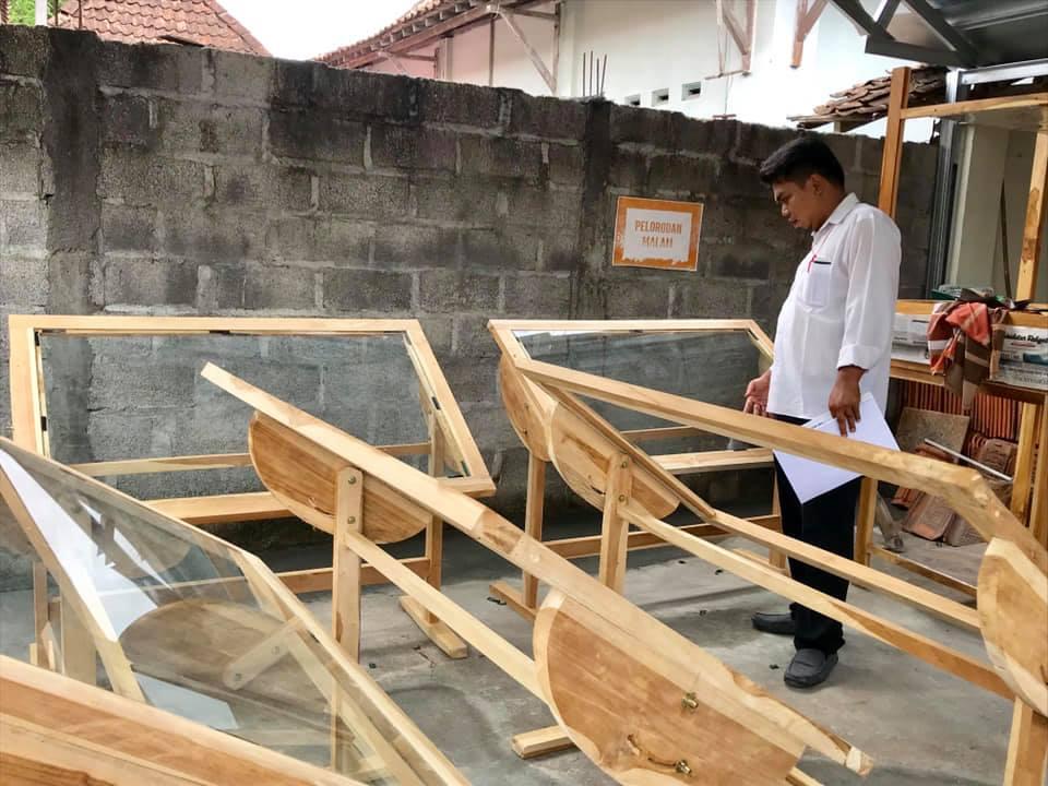 Astoetik Produksi Peralatan Batik untuk IKM DIY
