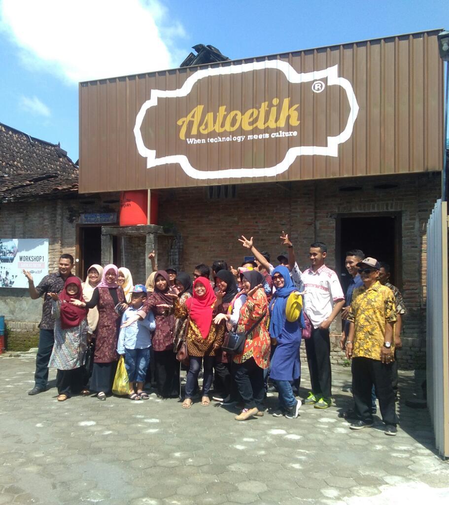 Studi Banding Lembaga Kota Kejaksan Cirebon di Astoetik & Jeblog (IPPJ)