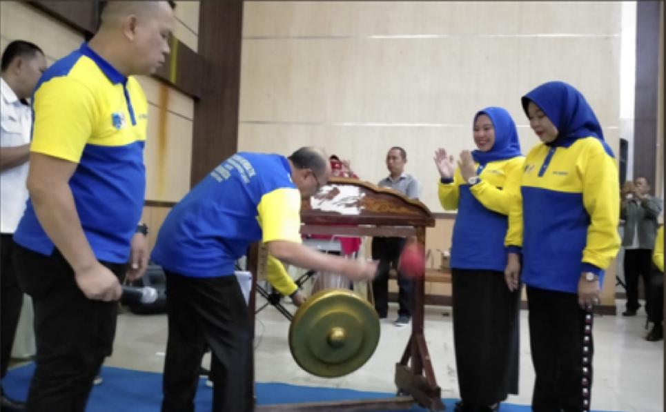 Kembangkan Industri Batik, Pemkab Lahat Adakan Pelatihan Membatik