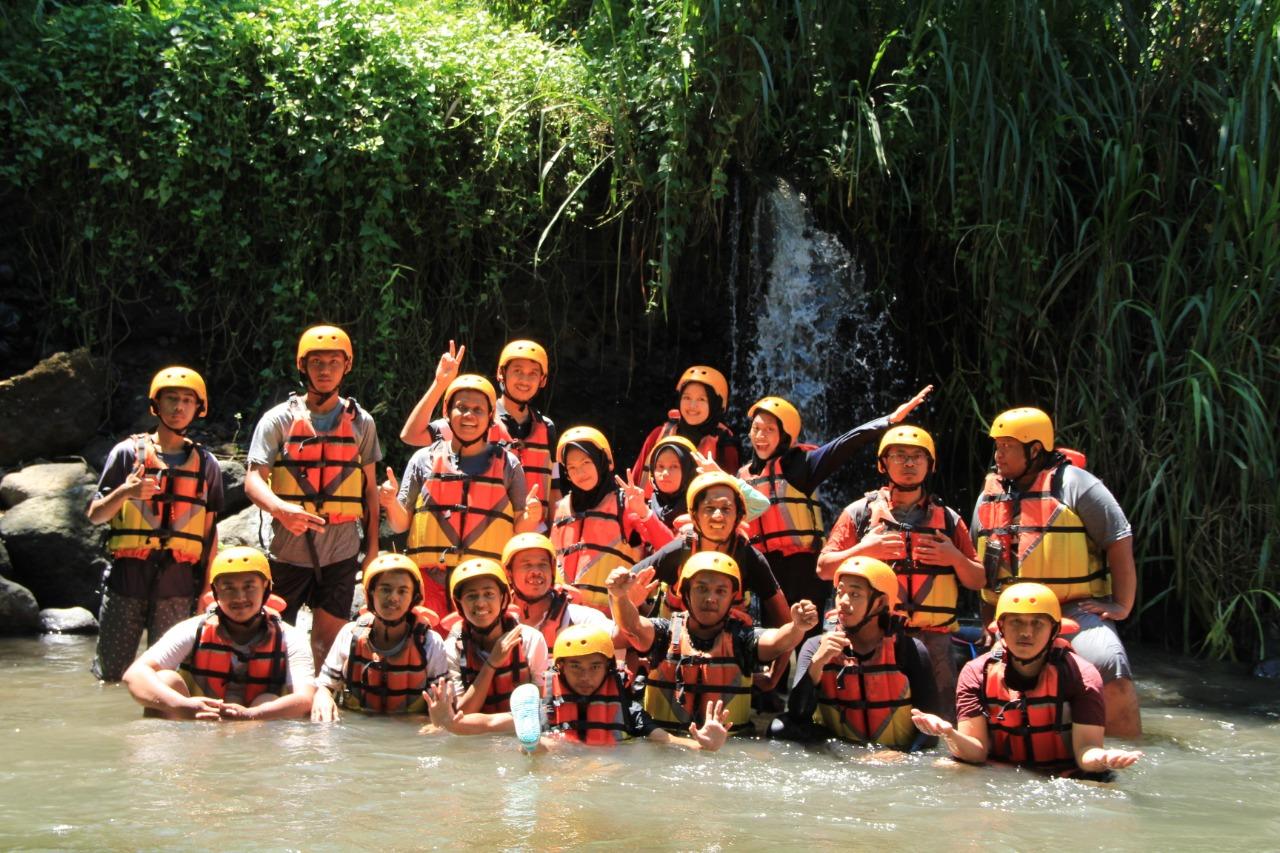 Keceh Bareng ASTOETIK di River Pusur Klaten
