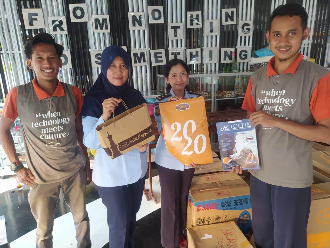 Kerjasama United Nations dengan CV. Astoetik untuk Lapas Wanita Semarang