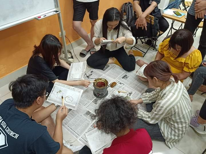 Mencanting Batik di Vetnam Bersama Astoetik 🇻🇳