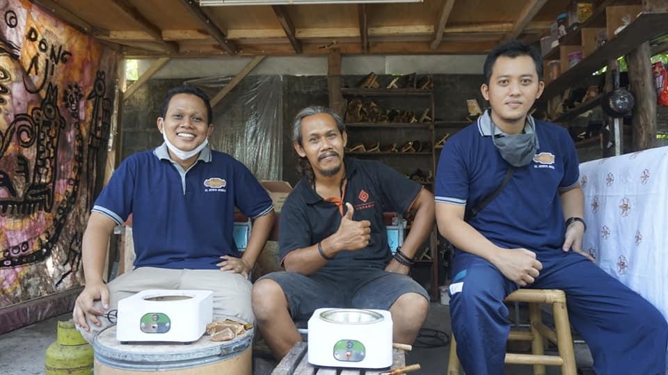 Produk Terbaru Kompor Low Cost Bodi Kayu Seri A-AS003
