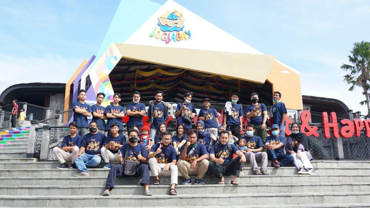 Family Gathering PMCT Group di Jogja Bay Adventure dan RM. Mulih Ndeso 2021